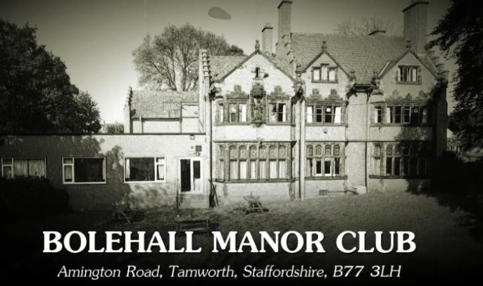 bolehall manor club