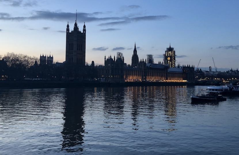 Picture of parliament