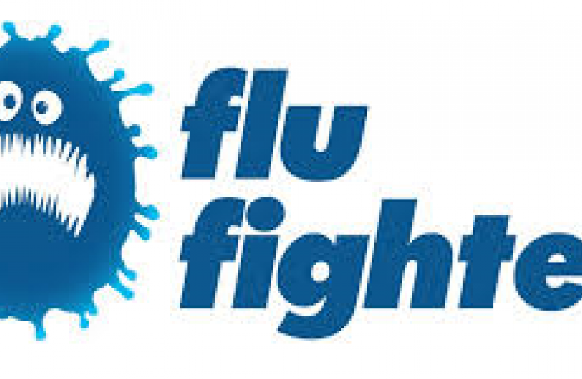 Be a flu fighter this year