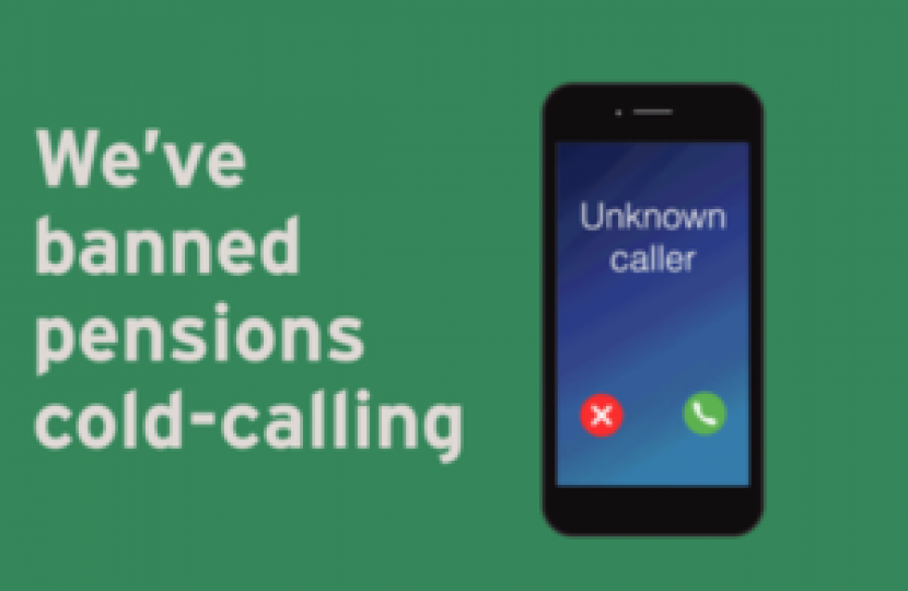 cold calling ban