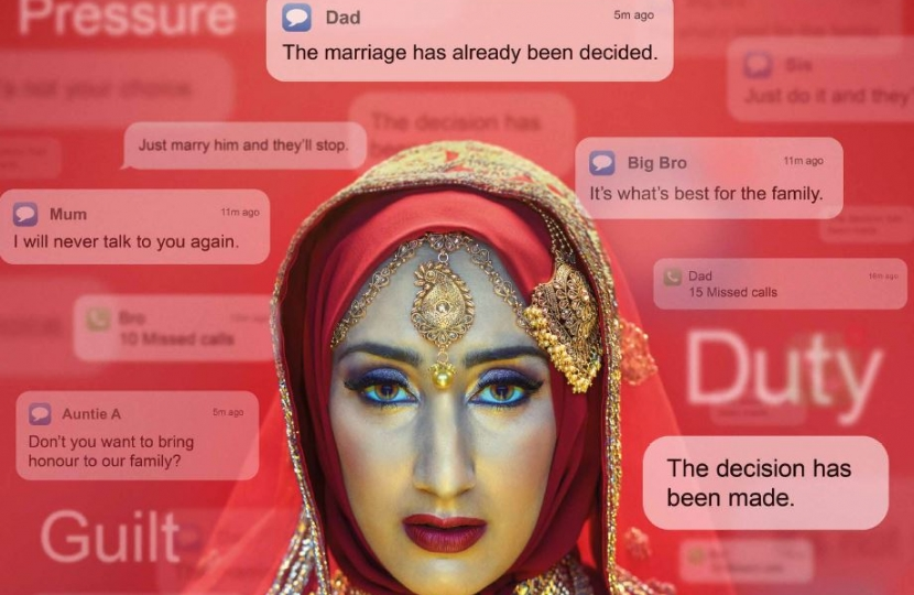 supporting victims of forced marriage