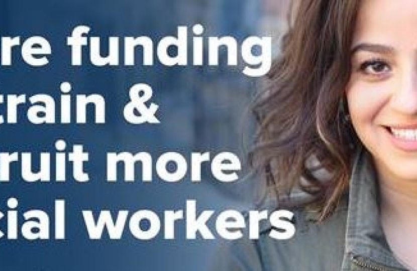 funding more social workers