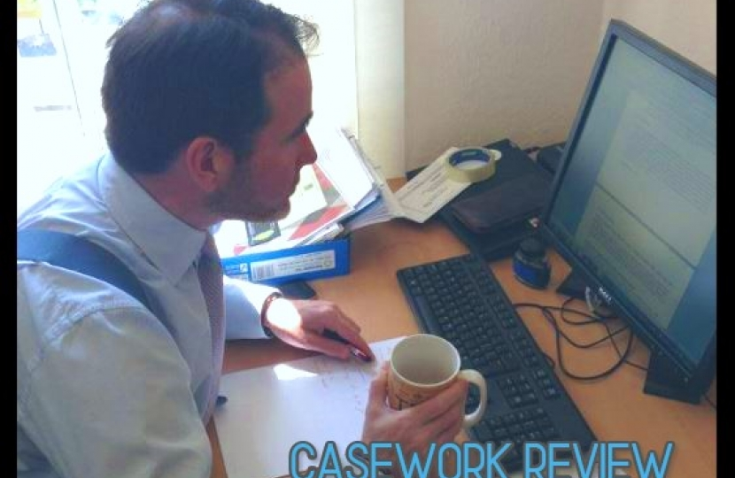 March casework review