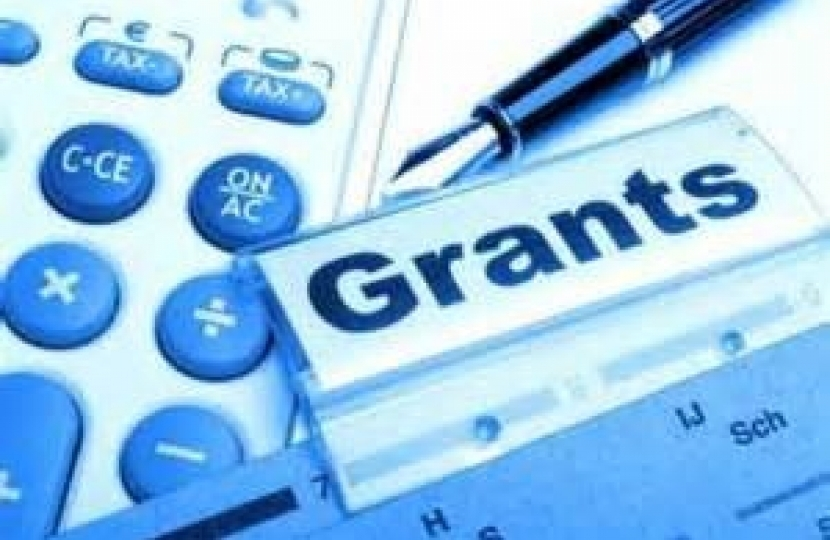 Grants and funds in March