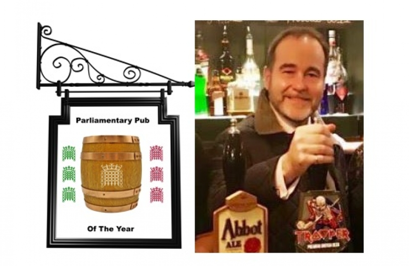 Parliamentary Pub of the Year 2019 nomination