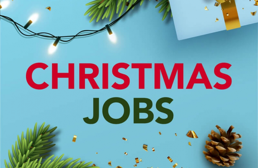 DWP Christmas Find a job service