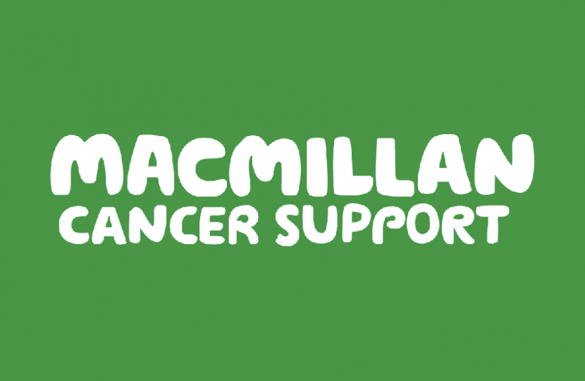 macmillan cancer support new service
