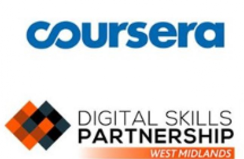 West Midlands Combined Authority and Coursera