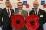 Chris Pincher meeting the RBL