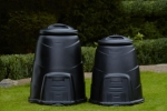 composting bins for free from Staffs CC