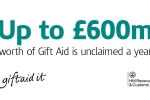 Gift Aid increases for small charities