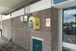 Tamworth railway Defib