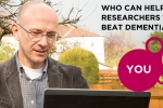 Help researchers beat dementia