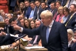 Boris Johnson clear he will not surrender on Brexit