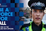 Be one of 20,000 new police officers