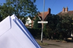 Surveys going out on Wigginton Road
