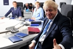 Boris with Euro Leaders