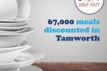 Eat out to help out in Tamworth