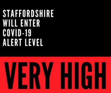 staffordshire moves to very high alert level tier 3